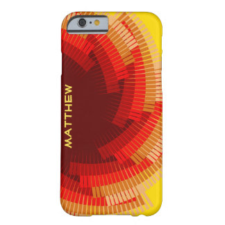 Native Rhythms of Summertime Barely There iPhone 6 Case