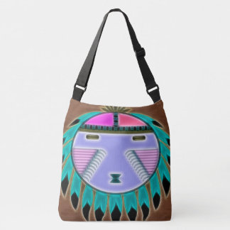 Native Shield Crossbody Bag