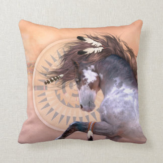 Native Spirit Designer Pillow