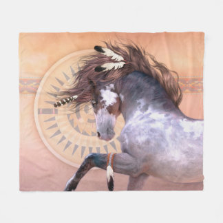Native Spirit Fleece Blanket