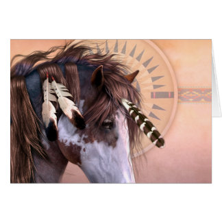 Native Spirit II Notecard