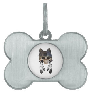 Native Spirit Pet Name Tag