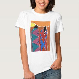 Native Sunset Tee Shirt