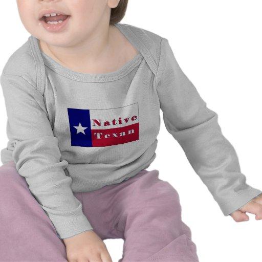 Native Texan Lone Star Flag Shirts