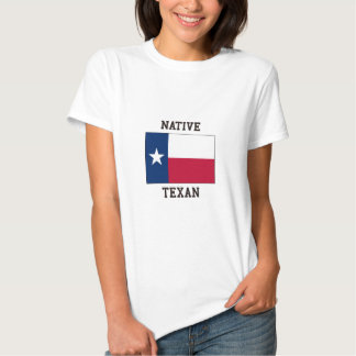 Native Texan T Shirt