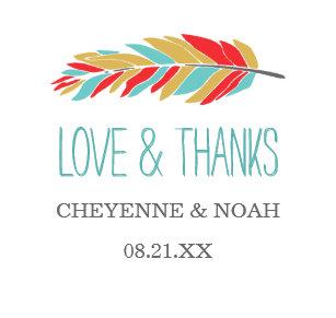 Native American Thank You Wedding Gifts | Zazzle com au