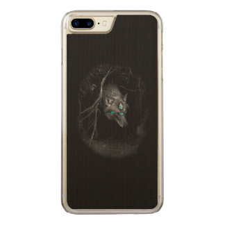Native Wolf Arrow Head Phone Carved iPhone 8 Plus/7 Plus Case