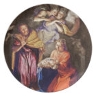 Nativity by Noel Coypel Plate