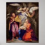 Nativity by Noel Coypel Print