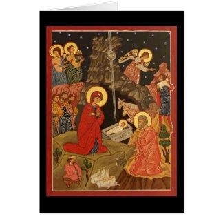 Nativity of Christ / Blank Card