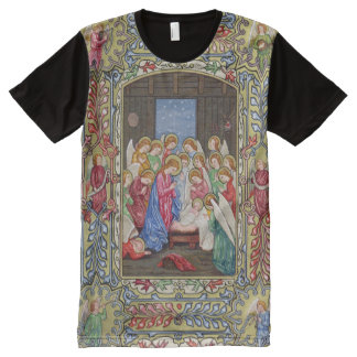 Nativity of Our Lord All-Over Print T-Shirt
