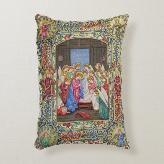 Nativity of Our Lord Decorative Cushion