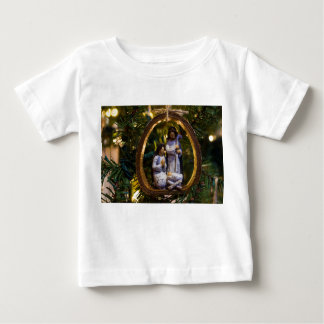 Nativity Ornament Baby T-Shirt