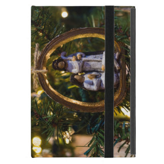 Nativity Ornament iPad Mini Cover