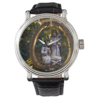 Nativity Ornament Watch