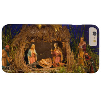 Nativity scene barely there iPhone 6 plus case