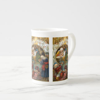 Nativity Tea Cup