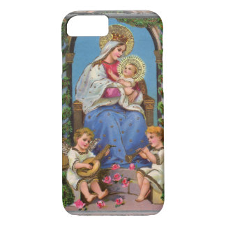 Nativity With Madonna And Child iPhone 8/7 Case