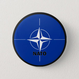 Nato Roundel quality Flag 6 Cm Round Badge