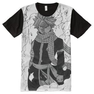 Natsu All-Over Print T-Shirt