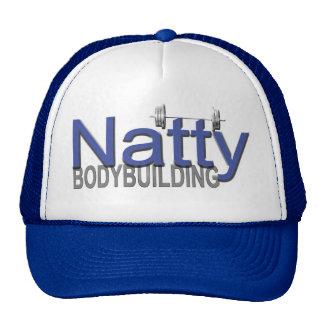Natty Body Building Cap