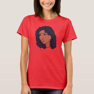 Natty Girl--Wavy T-Shirt