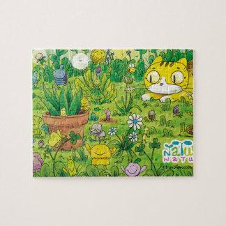 NATU NATU garden Jigsaw Puzzle