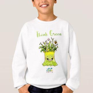 NATU NATU Think Green Sweatshirt