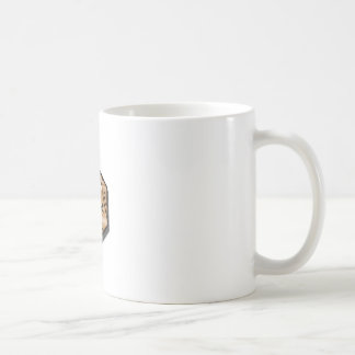 Natural 20 basic white mug