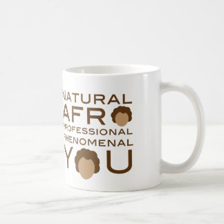 Natural Afro Professional Phenomenal You Mug