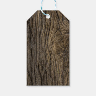 Natural Aged Tree Bark Timber Wood Rustic Gift Tags