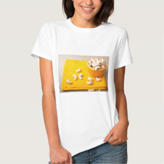 Natural and healthy food for raw foodists shirts
