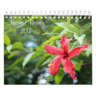 Natural Beauty Calendars