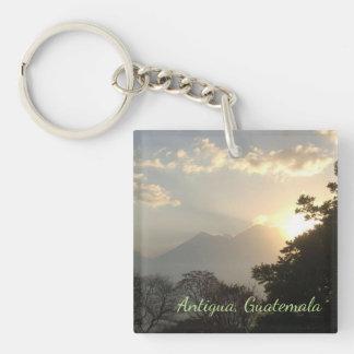 Natural Beauty Key Ring