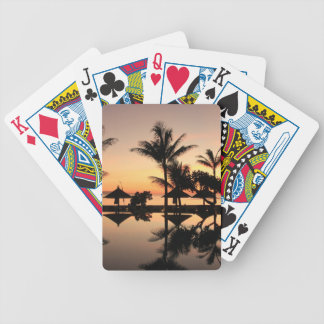 natural beauty sweet classy art fashion bicycle playing cards