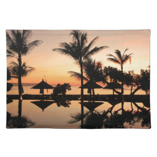 natural beauty sweet classy art fashion placemat