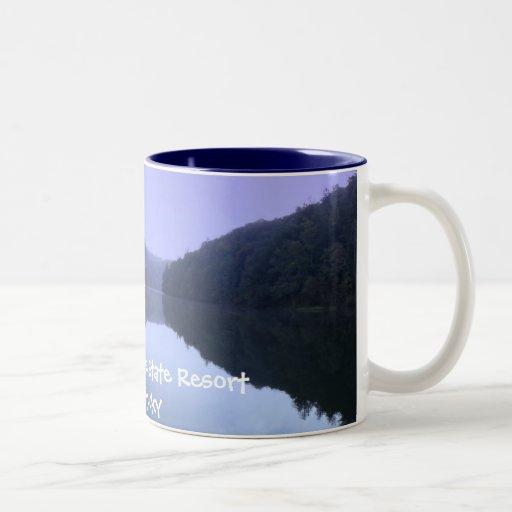 Natural Bridge State Resort Mugs