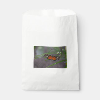 Natural Butterfly Favour Bags