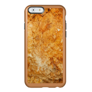 natural  collection. golden rock. Greece Incipio Feather® Shine iPhone 6 Case