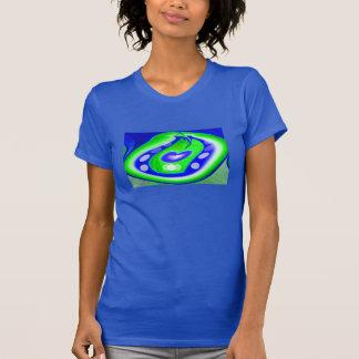 Natural dimension t-shirt