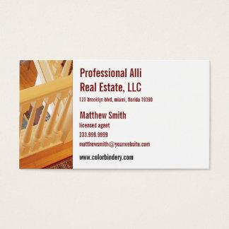 Natural Elegance Business Card