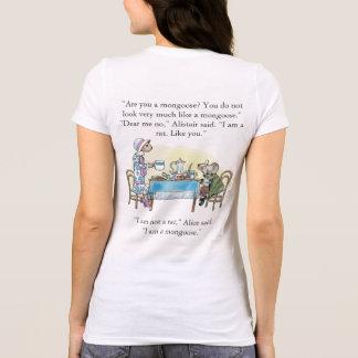Natural Enemies. Best Friends. Alice & Alistair T T-Shirt