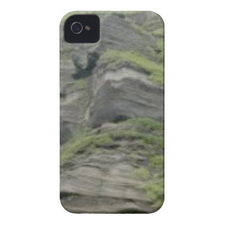 natural folds in stone iPhone 4 cover