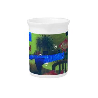 Natural habitat pitcher