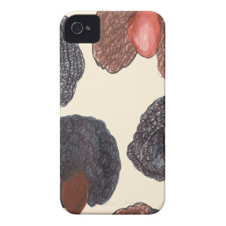 natural hair iPhone 4 cover