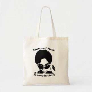 Natural Hair Revolution Canvas Bag
