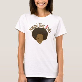 Natural Hair Rocks T-shirt