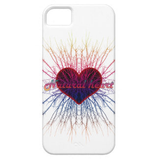 Natural Heart iPhone 5 Case