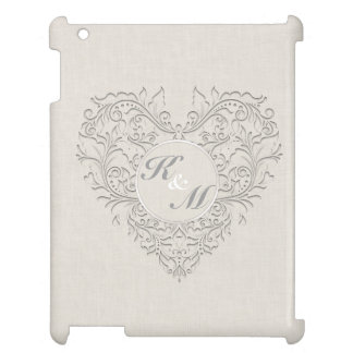 Natural HeartyChic Case For The iPad