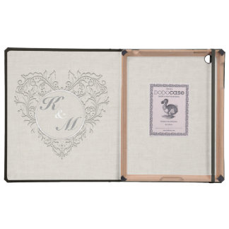 Natural HeartyChic iPad Cases